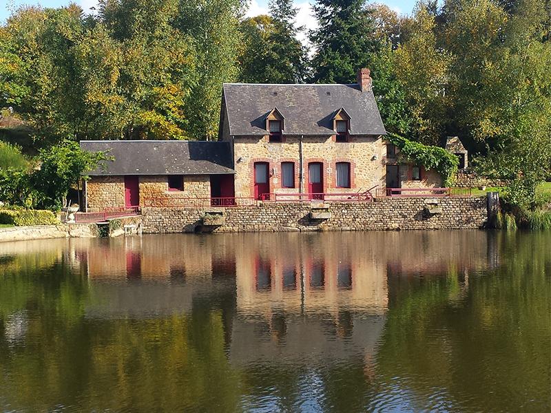Le Moulin Des Chateaux